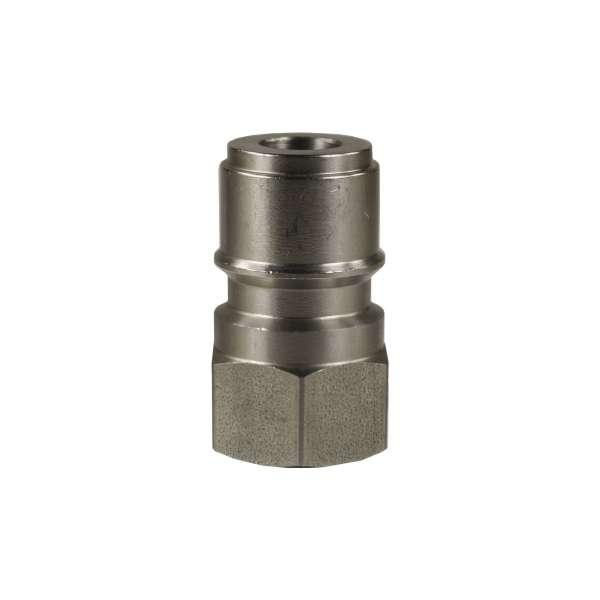 Nippel ST-45-250 1/4 IG Edelstahl hart