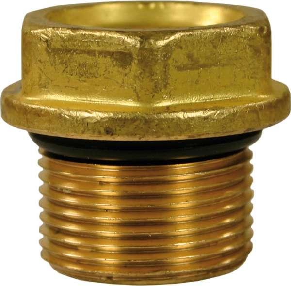 KIT 4 Ventilstopfen M24x2x16 + O-Ring