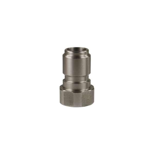 Nippel ST-3100 3/8IG Edelstahl-weich