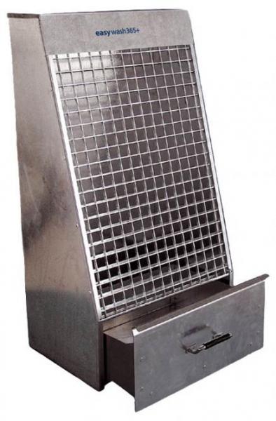 Mattenklopfer easywash365+ Stahl/verzinkt