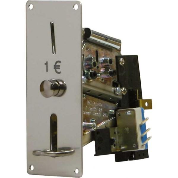 Mechanischer Münzprüfer MPR-310 Jetons - 2 Euro