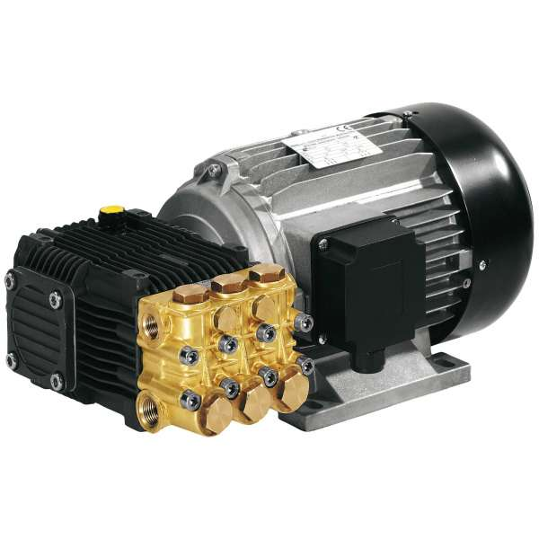 Motorpumpe HRK15.20 H 15L 200B 1450UPM 400V