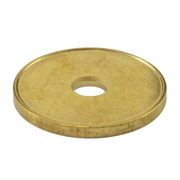 Wertmarke Jeton gelocht 22 mm für Münzprüfer VPE 100 Stück