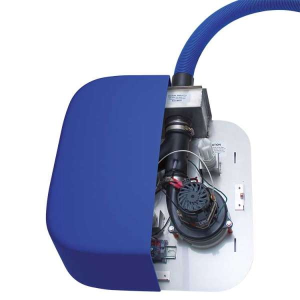 Mosmatic SB-Lufttrockner für tropfenfreie Trocknung