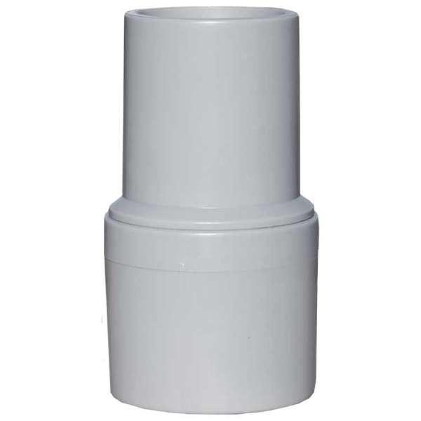 CarWash Staubsaugerschlauch Muffe 38mm Zubehör 45mm drehbar