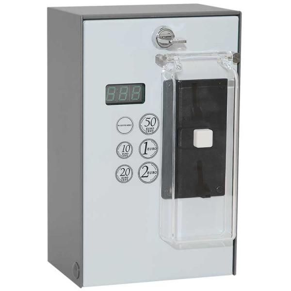Münzautomat EMS-82 24V; VA Spritzschutz