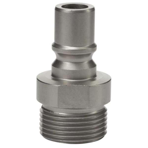 Nippel ST-246.1-6 M22x1,5 CEL15 Edelstahl gehärtet