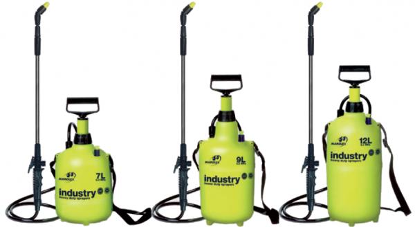 Säurebeständiges Sprühgerät Sprayer Industry 9 Liter