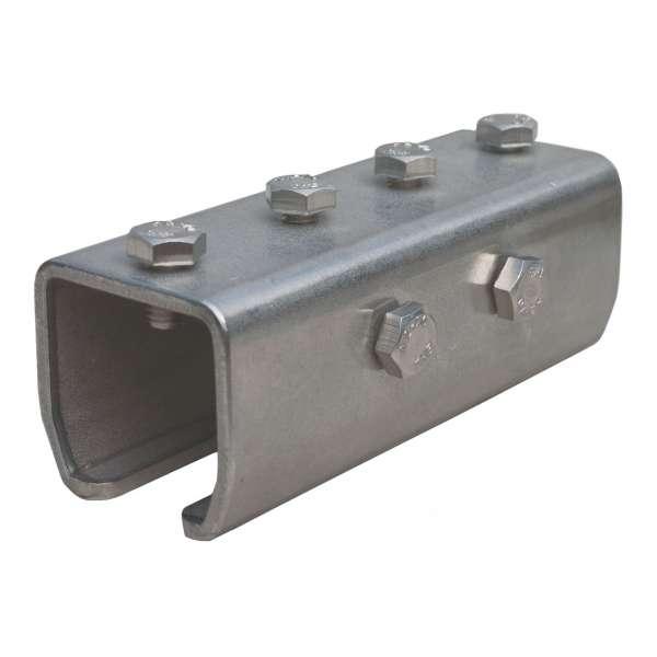 Verbindungsmuffe 30 mm VA