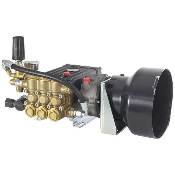 Hochdruckpumpenaggregat WS1630 mit Zapfwellengetriebe