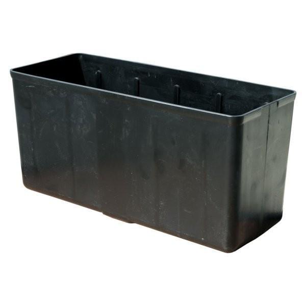 Wasserkasten 7 Liter Schwarz