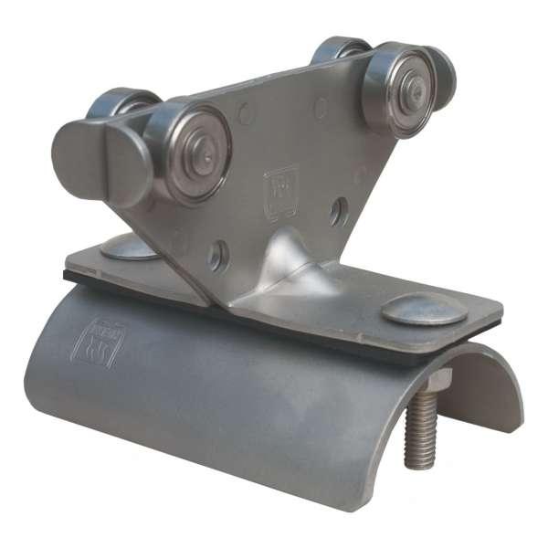 Schlauchwagen 55x20 mm 30 mm VA