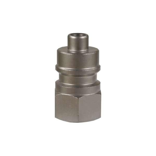 Nippel ST-45-600 1/4IG Edelstahl 600 bar