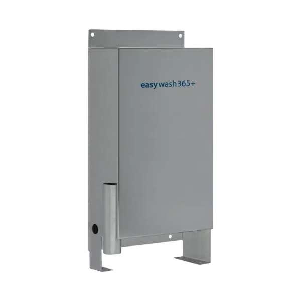 Bürstenbehälter easywash365+ Edelstahl