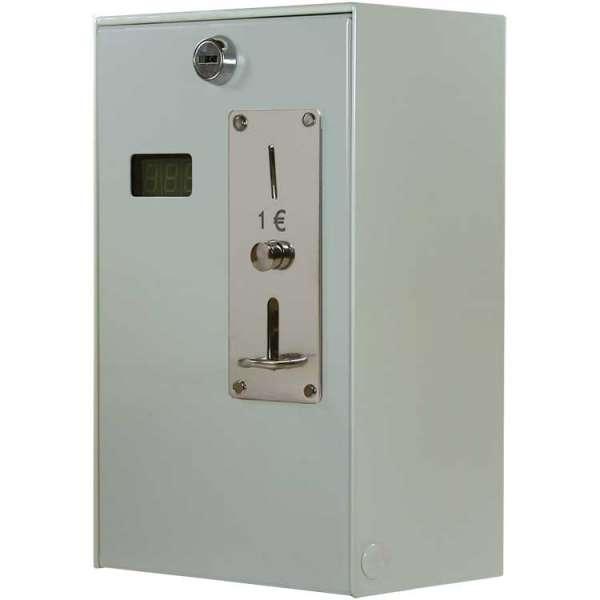 Münzautomat EMS 56 MP 24-230 Volt Jetons-1 Euro