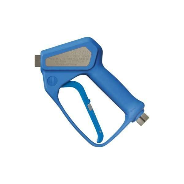 Pistole ST-2700 Edelstahl Blau