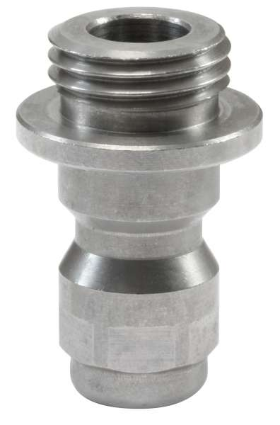 Nippel ST-245 1/4AG 27,5mm Edelstahl