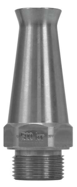 Langkegeldüse 3/4 AG 5 mm + Düsenschutz