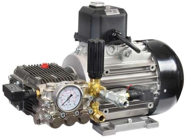 Motorpumpe HXM 15.15ET 15L 150B kpl. mit