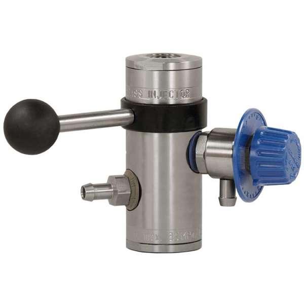 Chemie-Injektor ST-168/161 mit Luftdruck easyfoam365+ Bypass Nennweite wählbar